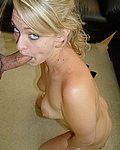 Blonde Amateur Pounded Hard In The Sofa - Picture 4