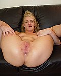 Blonde Amateur Pounded Hard In The Sofa - Picture 15